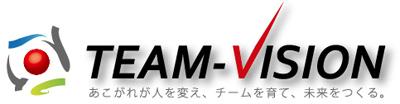 TEAM VISIONロゴマーク